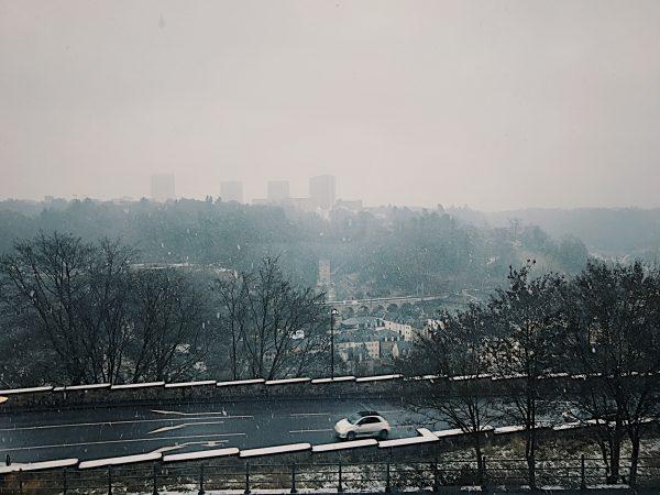 4/365 The 5' snow