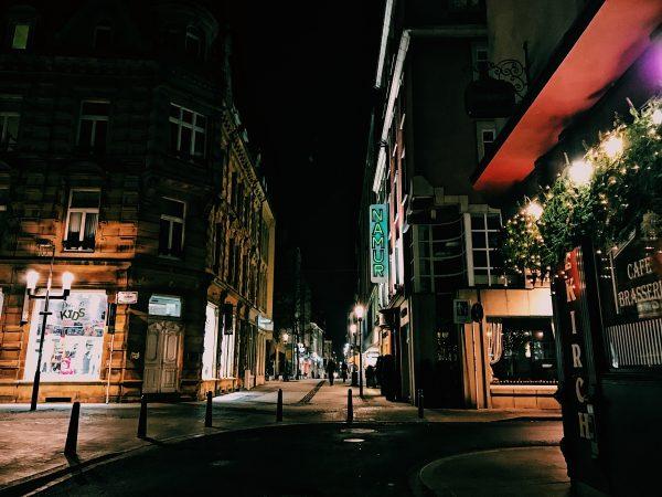 24/365 Namur by night