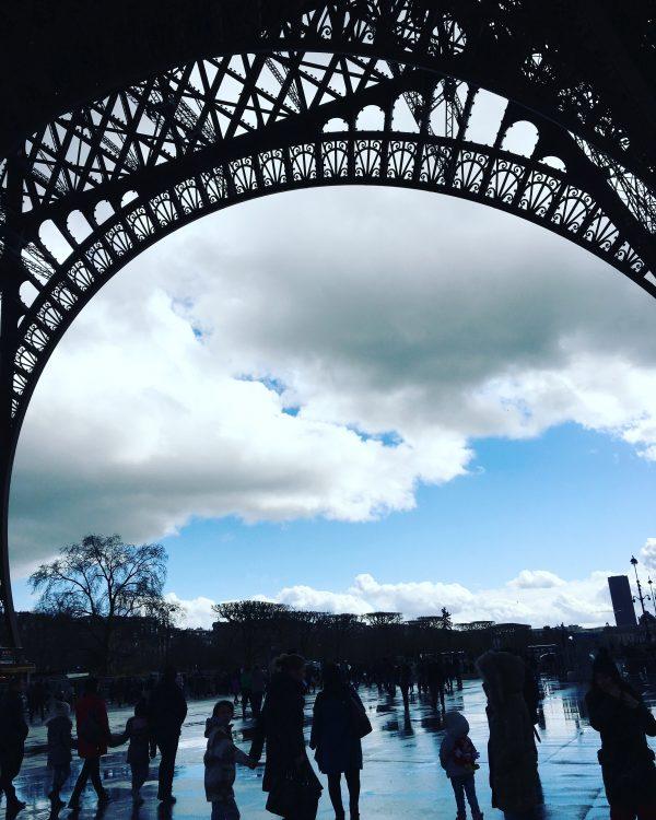 85/366 Rainy Eiffel