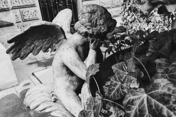 87/366 Depressed angel