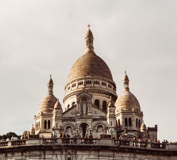 73/366 La Basilique du Sacré Cœur de Montmartre