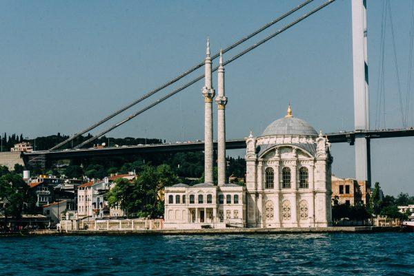 15/366 Ortaköy Mosque
